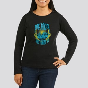 The River is Calling Long Sleeve T-Shirt