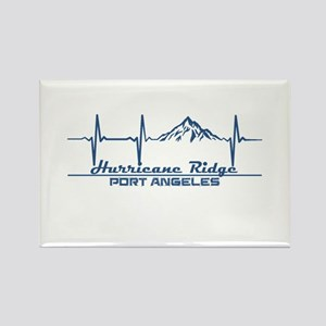 Hurricane Ridge Ski and Snowboard Area - Magnets