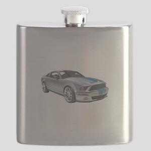 Bentley Continental car Flask