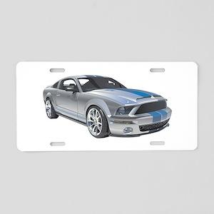 Bentley Continental car Aluminum License Plate