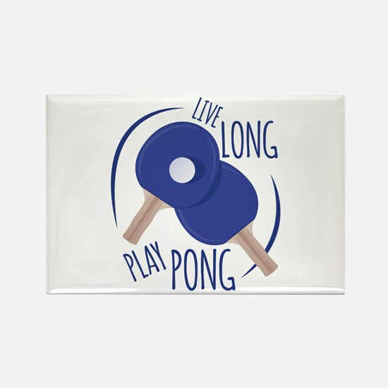 Play Pong Magnets