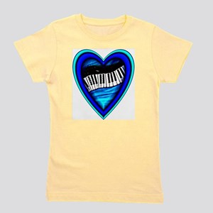 Piano Hear T-Shirt