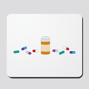 Pharmacy Prescription Mousepad