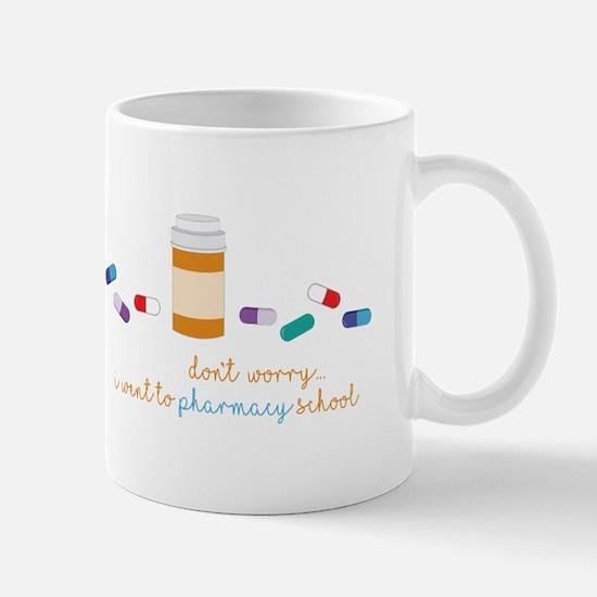 Pharmacy School Mugs