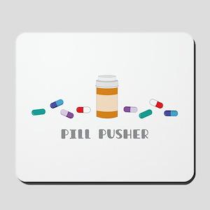 Pill Pusher Mousepad