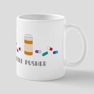 Pill Pusher Mugs