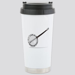 Banjo Stainless Steel Travel Mug