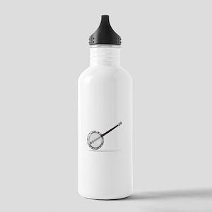 Banjo Stainless Water Bottle 1.0L