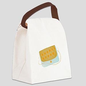 Fashion Purse Canvas Lunch Bag