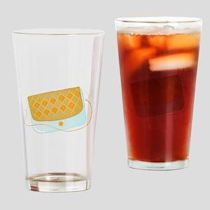 Fashion Purse Drinking Glass