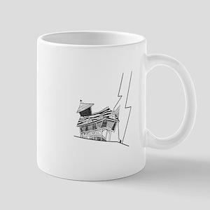 Crooked House Mugs