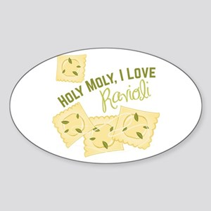 I Love Ravioli Sticker