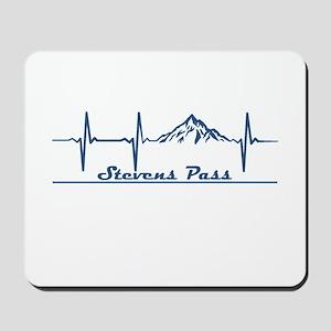 Stevens Pass Ski Area - Stevens Pass - Mousepad