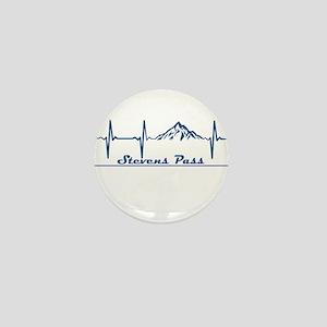Stevens Pass Ski Area - Stevens Pass Mini Button