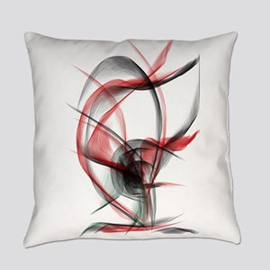 rose red x2500 Everyday Pillow