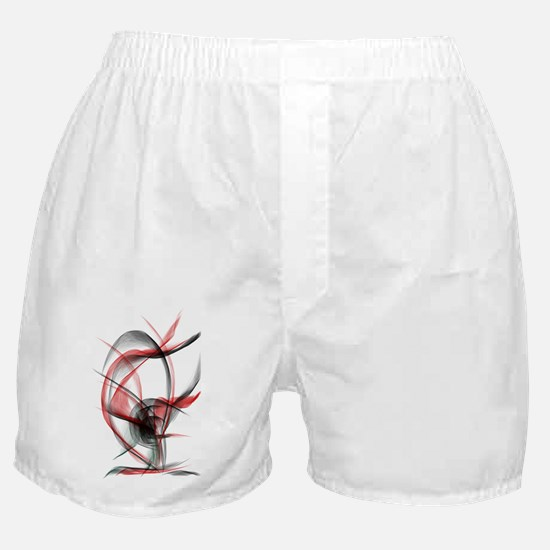 Rose Red Boxer Shorts