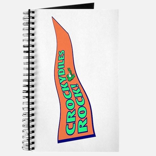 Crockydiles Rock Journal