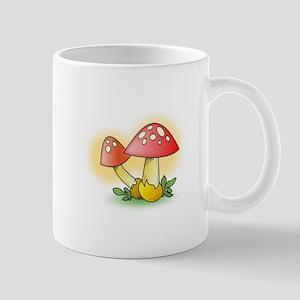 Romanov mushroom Mugs