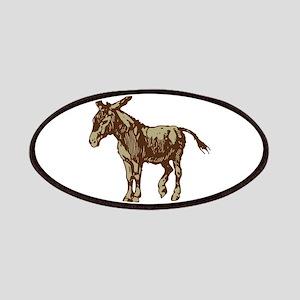 Image Donkey clip art Patch