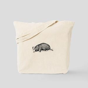 Mole Tote Bag