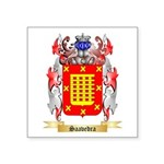 Saavedra Square Sticker 3