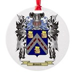 Simard Round Ornament