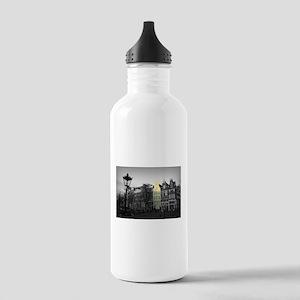 Keizersgracht Amsterda Stainless Water Bottle 1.0L
