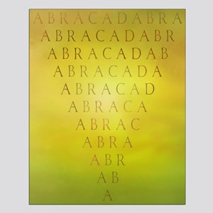 Small Abracadabra Poster