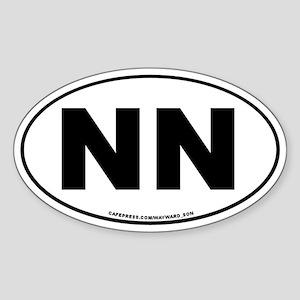 Nevernever Sticker