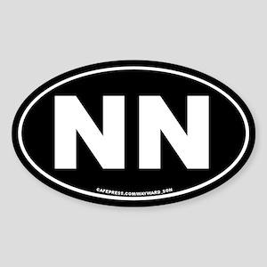 Nevernever Dark Sticker