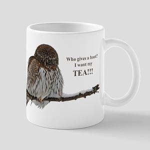 Tea Owl Mugs