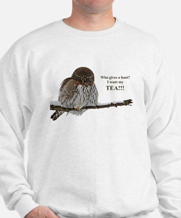 Tea Owl Sweatshirt