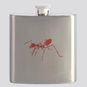Red ant Flask