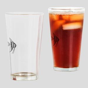 Angelfish Drinking Glass