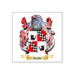 Raible Square Sticker 3