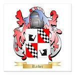 Raiber Square Car Magnet 3
