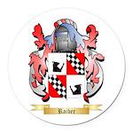 Raiber Round Car Magnet