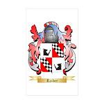 Raiber Sticker (Rectangle 10 pk)