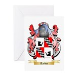 Raiber Greeting Cards (Pk of 10)