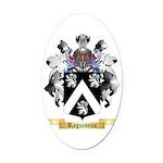 Ragueneau Oval Car Magnet