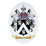 Ragueneau Oval Ornament