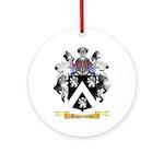 Ragueneau Round Ornament