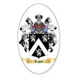 Ragot Sticker (Oval 50 pk)