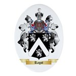 Ragot Oval Ornament