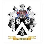 Ragoneaux Square Car Magnet 3