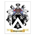 Ragoneaux Small Poster