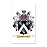 Ragoneaux 35x21 Wall Decal