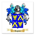 Ragona Square Car Magnet 3