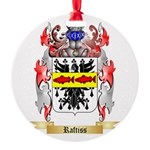 Raftiss Round Ornament