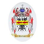 Raftiss Oval Ornament